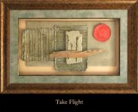 Del Foxton - Take Flight - Mixed Media