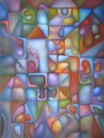 Oil Paintings 2016 - Pk Variation 2 - Oil Painting On Canvas