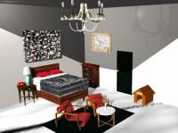 3D Images - Ideal Bedroom - Carrara 3D