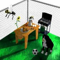 3D Images - Perfect Picnic - Carrara 3D