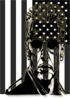 American Icon - Print On Canvas Digital - By Lee Glover, Collage Digital Artist