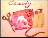 Drawn - Beauty Supply - Pencil  Paper