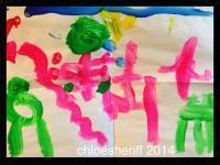 Chloe14 - The Farm - Paint  Paper