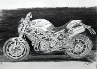 Miscellaneous - Ducati - Graphite