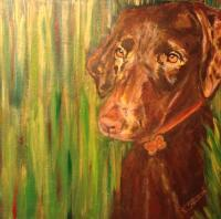 Animal Expressions - Piper Sold - Acrylic