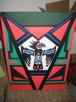 Vaughnart - Native Pride - Acrylic