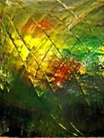 Abstract - Abstract Storm - Oil On Canvas