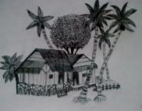 Sketches - A Beach House - Paper