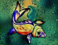 Surrealism - The Fish - Canvas