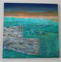 For Sale Range - Ganawall - Oil Stretched Canvas