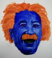 2-Dimensional With Color - Albert - Acrylics
