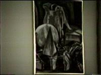 Charcoal Drawings - Objective Drawing - Charcoal On Paper