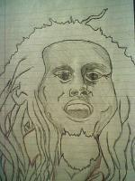Drawing - Robert Marley - Shading Pencils