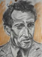Retratos - Carlos Merida - Graphite
