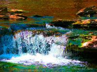 Beautiful Pics - Waterfall - Digital