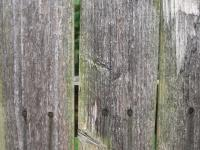 Representational Photography - Weathered Fence - Digital