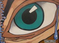 Paintings - Had Eye Known - Acrylic On Canvas