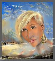 Markgivens - Mother Earth - Corel Painter