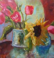 Flowers - Flower Mix - Oil