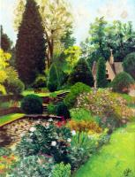 Add New Collection - The Garden - Acrylics