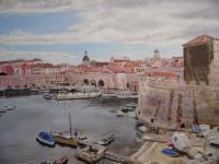 Dubrovnik - Oil Paintings - By Philip Smith, Realistic Painting Artist