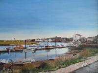 Philslandscapes - Wells-Next-The Sea - Oil