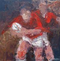 Feel The Passion Collection - Return Journey Rugby Prints - Oil